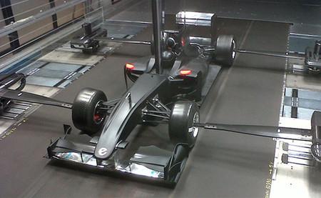 El Fórmula 1 de Epsilon Euskadi, finalmente descubierto