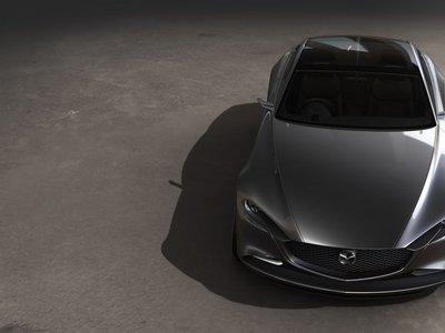 El Mazda Vision Coupé Concept le sonríe al futuro de diseño de la marca