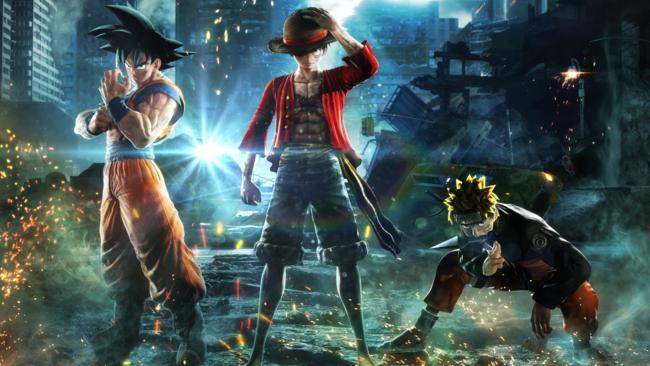 'Jump Force': el mayor crossover de anime de la historia tendrá edición de colección y en México costará más que un Xbox One o PS4