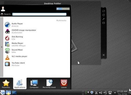 Aplicaciones multimedia LM10KDE