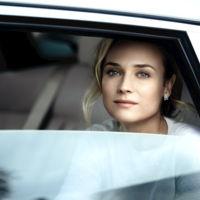 La luminosidad de Diane Kruger después de haberse sometido al tratamiento Hydra Beauty Flash de Chanel