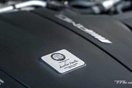 Mercedes-AMG GT C Rodaster prueba