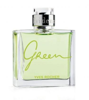 La fragancia Yves Rocher para hombre: 'Comme une Evidence Green'. La probamos