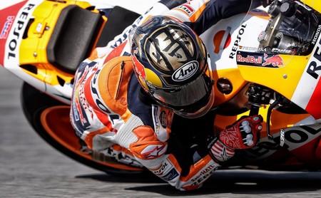 Dani Pedrosa resurge en el GP de la República Checa dominando la jornada del viernes