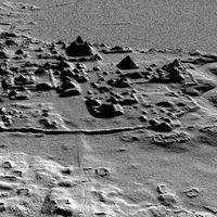 Con un  radar LIDAR investigadores descubren que los Mayas poseían una red de supercarreteras