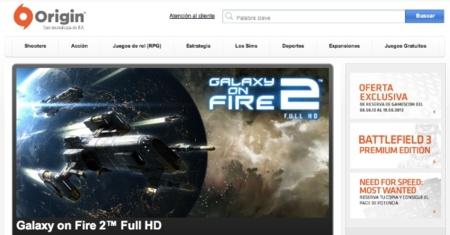 La tienda digital de juegos de Electronic Arts Origin se expandirá a Facebook, OS X, Android y televisores