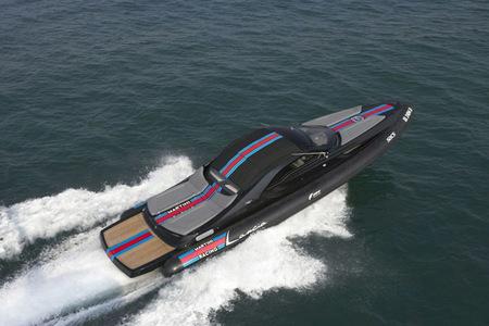Lancia Powerboat, porque no sólo saben hacer coches
