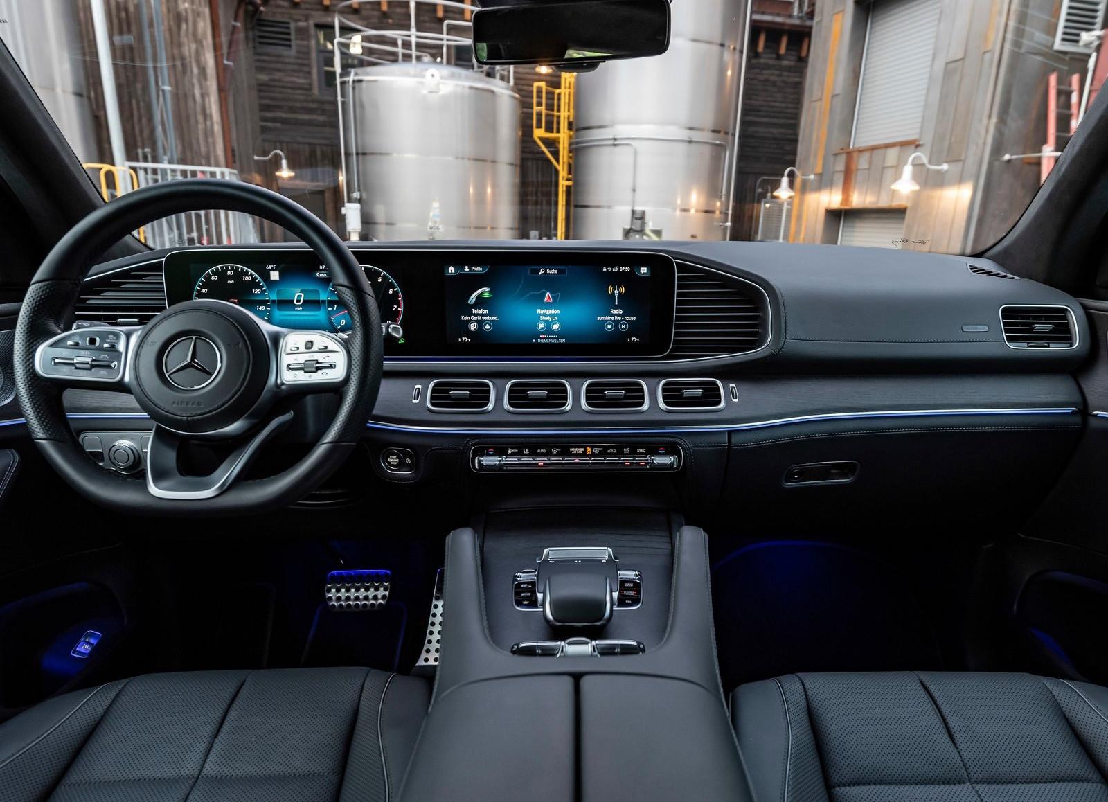 Foto de Mercedes-Benz GLS (15/22)