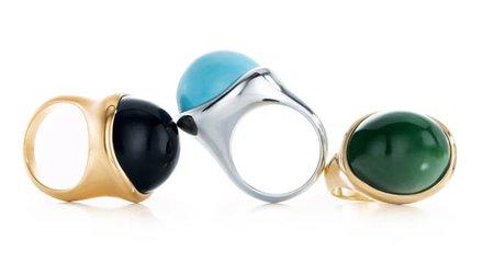 Elsa Peretti diseña el nuevo anillo de Tiffany & Co.