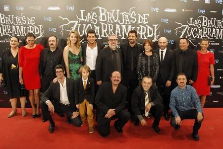 Brujas de estreno con Hugo Silva y Mario Casas rompiendo la pana