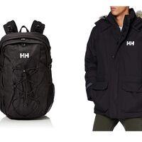 Ofertas en abrigos, chaquetas y mochilas de la marca Helly Hansen a la venta en Amazon