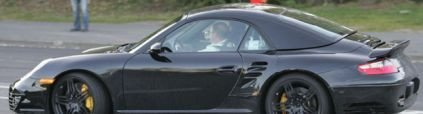 Fotos espía del Porsche 997 Turbo Cabriolet