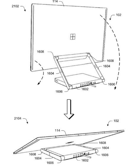 Modular Surface Desktop Aio All In One 2