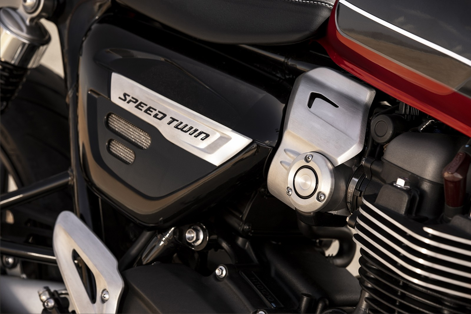 Foto de Triumph Speed Twin 2019 (21/37)