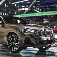 ¡Filtrado! El BMW X6 2020 se escapa en todo su esplendor