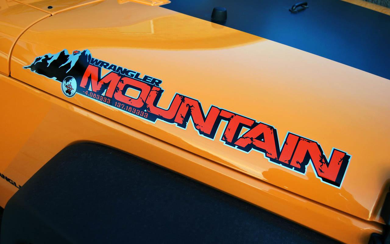 Foto de Jeep Wrangler Mountain (32/33)
