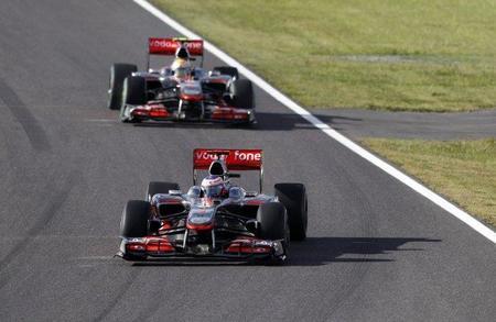 Martin Whitmarsh advierte a los rivales de que no descarten a sus pilotos