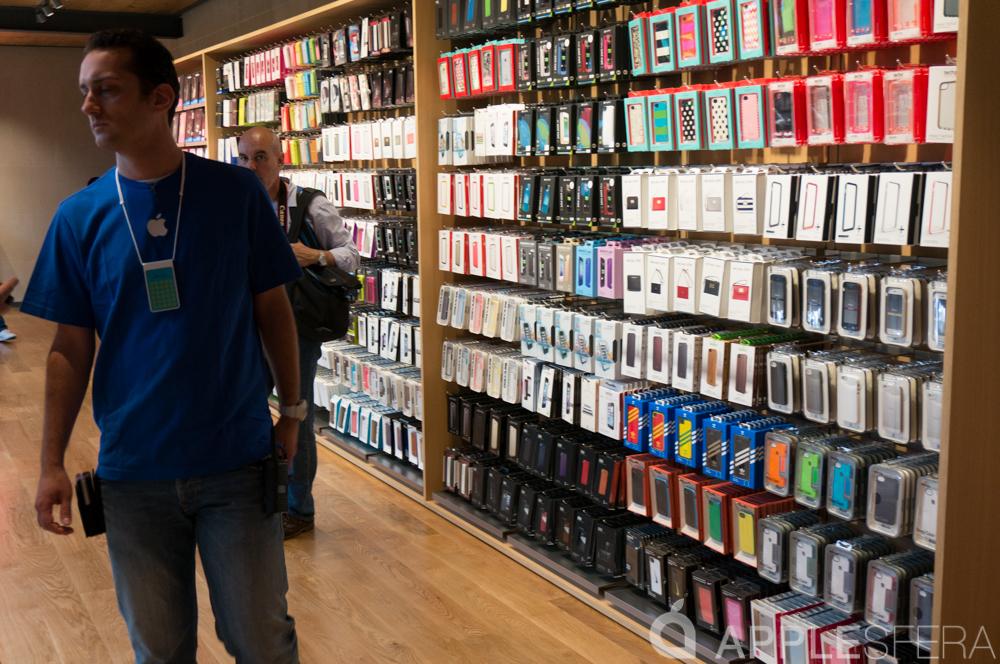 Foto de Apple Store, Puerta del Sol (11/92)