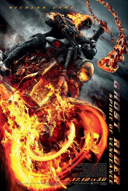 Ghost Rider Espiritu Oficial