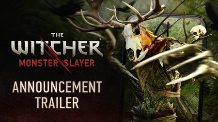 La saga del brujo seguirá los pasos de Pokémon GO con The Witcher: Monster Slayer, un nuevo juego AR para móviles