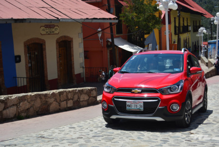 Chevrolet Spark Activ 3