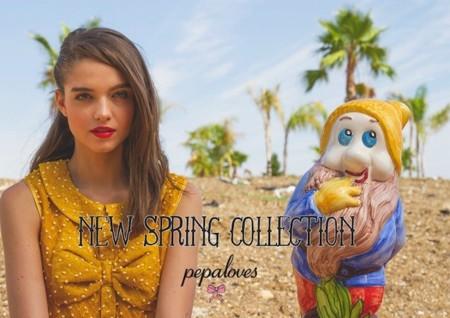 Nueva colección de Pepa Loves para la Primavera 2014