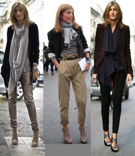 Mujeres con estilo: Sarah Rutson