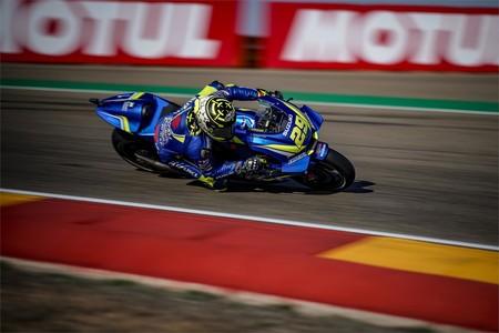 Andrea Iannone Motogp Aragon 2018 1