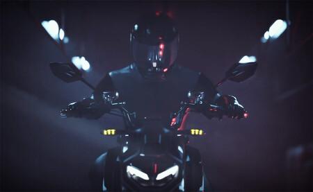 Nuevo teaser de la moto eléctrica Super Soco TS Street Hunter, una naked aspirante a tope de gama
