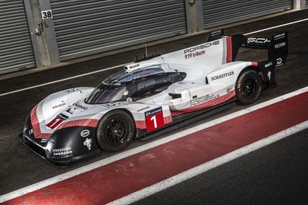 Porsche-919-Spa-Francorchamps
