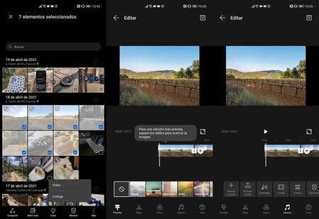 Huawei Video Foto