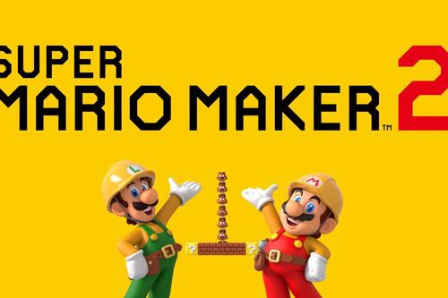 Super Mario Maker 2: Todo lo que sabemos hasta ahora del editor más completo y mítico del género de plataformas