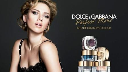 ¿Es Marilyn Monroe? No, es Scarlett Johansson para Dolce & Gabbana