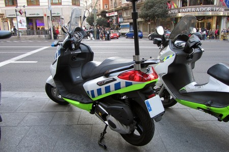 Multa Motos Madrid