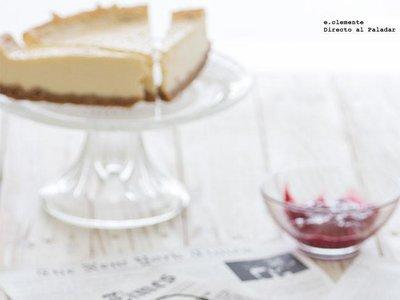 Tarta de queso: tres recetas de los tres estilos más auténticos