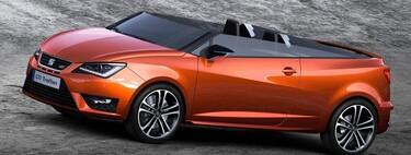 SEAT Ibiza Cupster, la vez que la firma española nos hizo soñar con un Ibiza roadster