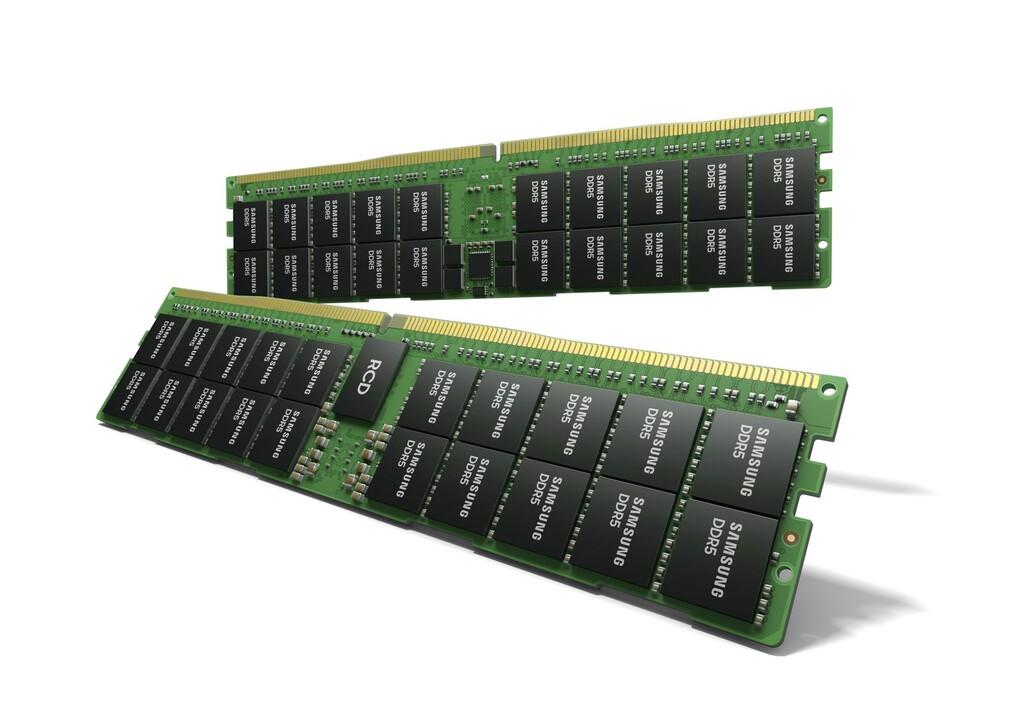 Samsung nos pone los dientes largos con sus módulos DDR5 de 512 GB, pero olvidaos: de momento están destinados a centros de datos