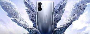 Redmi K40 Game Edition: el smartphone de Xiaomi que lo apuesta todo a la carta del gaming portátil