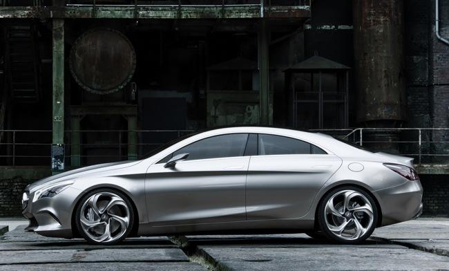 Mercedes-Benz Style Coupé 05
