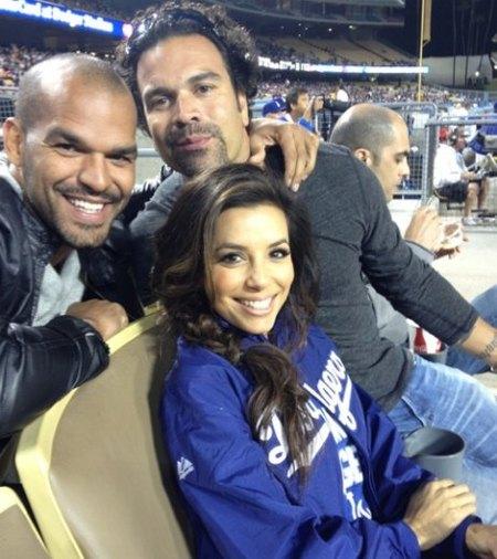 Eva, Amaury, Ricardo