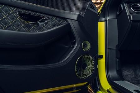 Primer Bentley Pikes Peak Continental Gt By Mulliner Sale De La Linea De Produccion 1