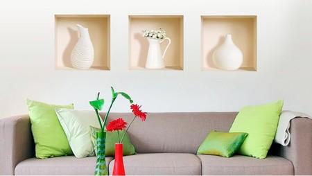 Vinilos para dar un aire nuevo a tu hogar con poco esfuerzo, y poca inversión