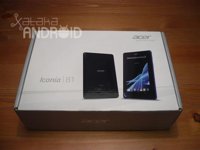 Foto de Acer Iconia B1 (1/17)
