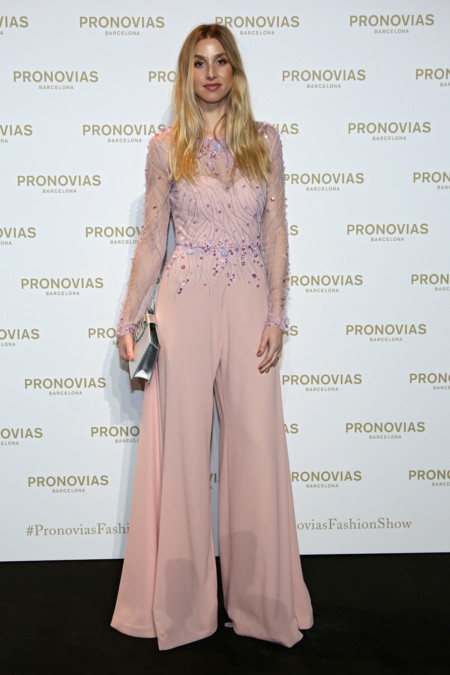 Whitney Port Photocall Pronovias
