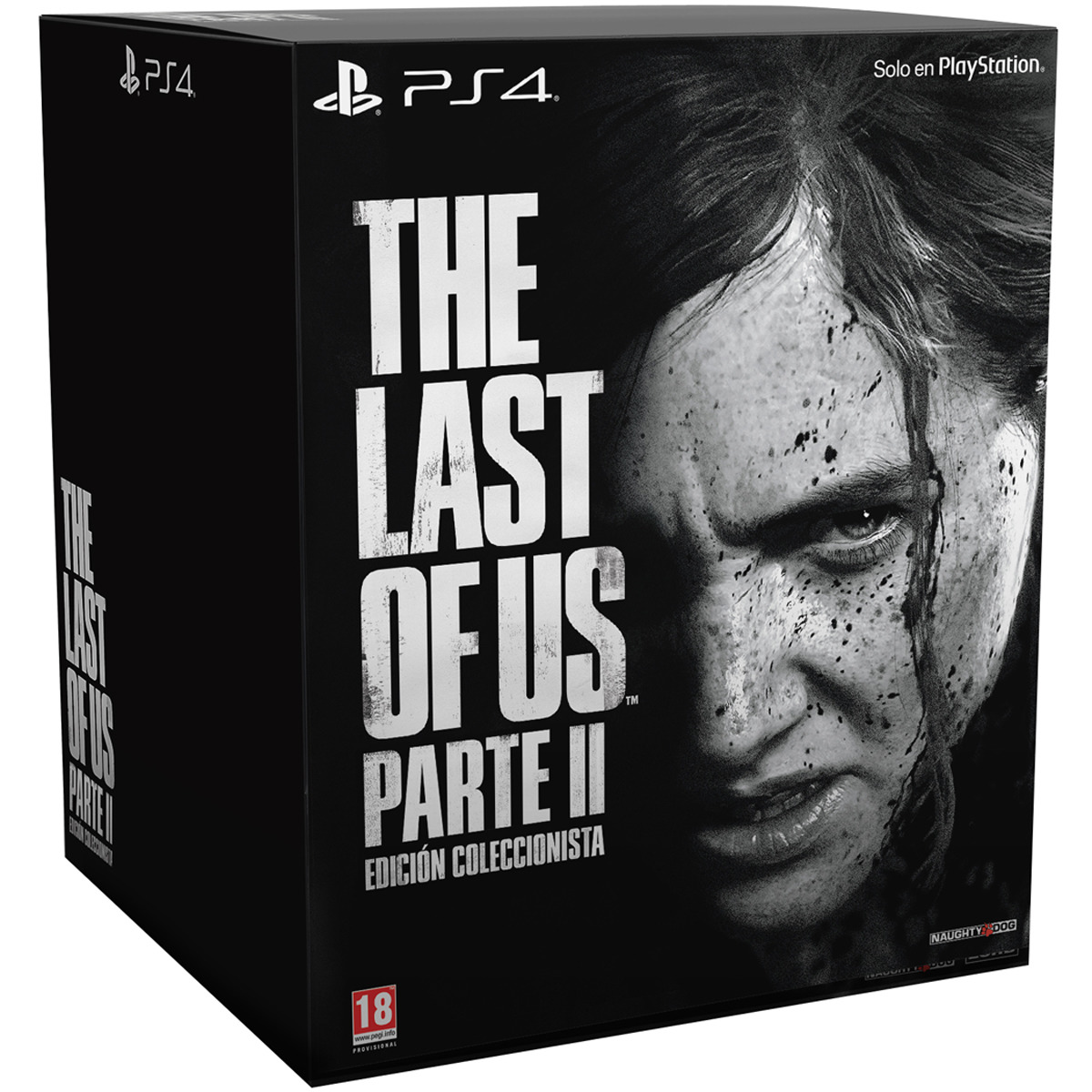 The Last of Us Parte II Edición Coleccionista PS4