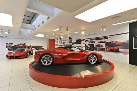 Ferrari LaFerrari Museo Ferrari