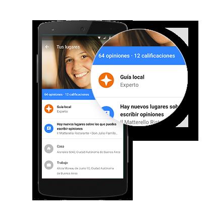Local Guides, el sistema de opiniones y recompensas de Google llega a la Ciudad de México