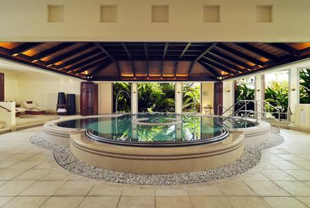 Spa Hydrotherapy Pool Watercircuit Ritzcarlton Abama
