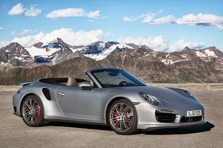 Porsche presenta los nuevos 911 Turbo y Turbo S Cabriolet