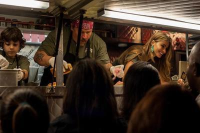 Pasión por la cocina y redes sociales en #Chef, simpática y apetitosa película gastronómica